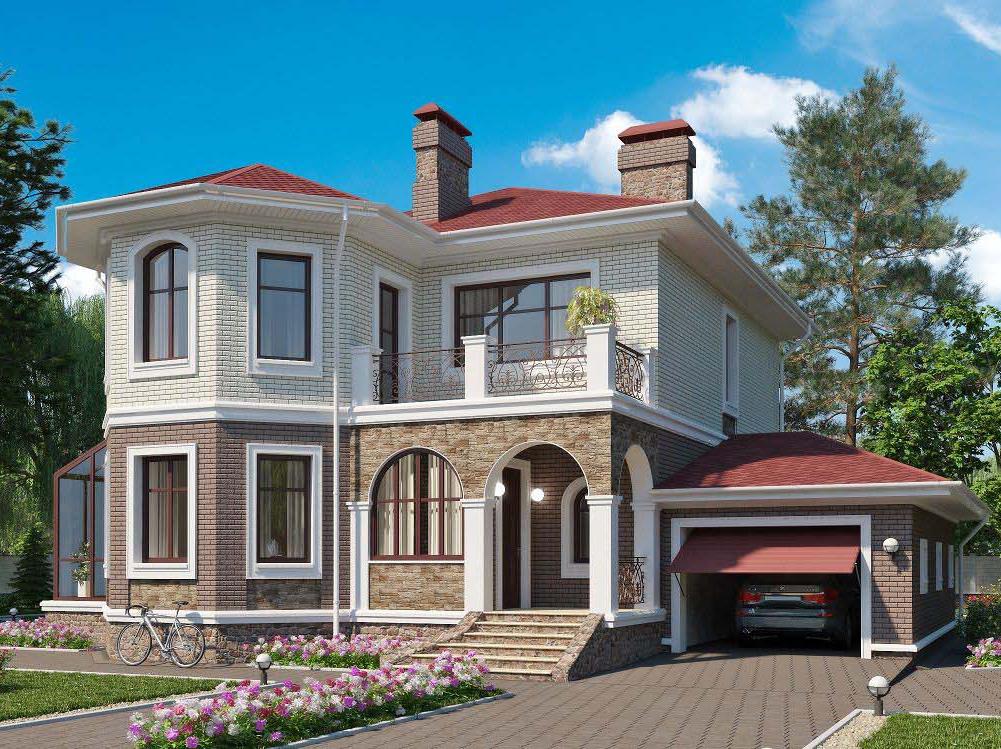 укусов красивый проект двухэтажного дома фото является цвет радужки